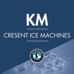 Hoshizaki KM Cresent ice machines
