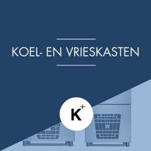 KitchenPlus Koel En Vrieskasten