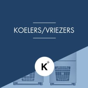 KitchenPlus Koelers Vriezers
